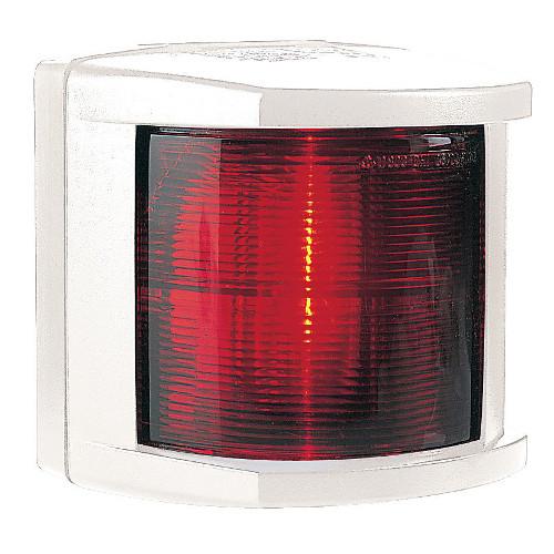 2LT 002 984-385 Lampa nawigacyjna serii 2984, LB czerwona (biała obudowa)