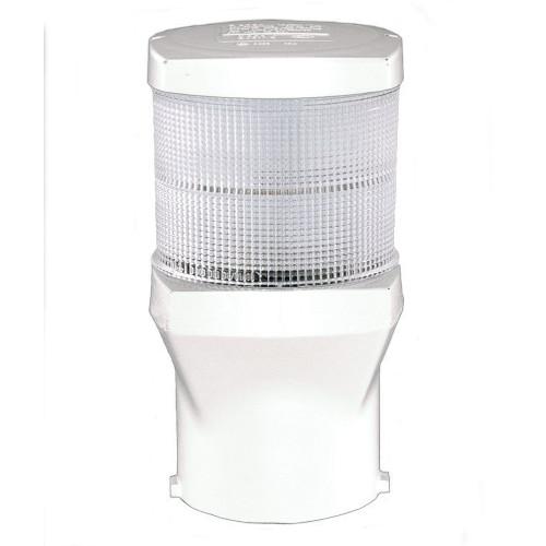 2LT 002 984-811 Lampa nawigacyjna kotwiczna z serii 2984 360 stopni 2MM (biała obudowa)