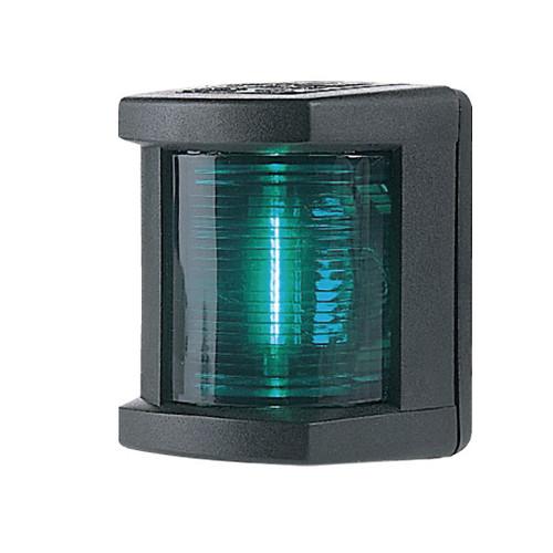 2LT 003 562-025 Lampa nawigacyjna serii 3562, PB zielona (czarna obudowa)