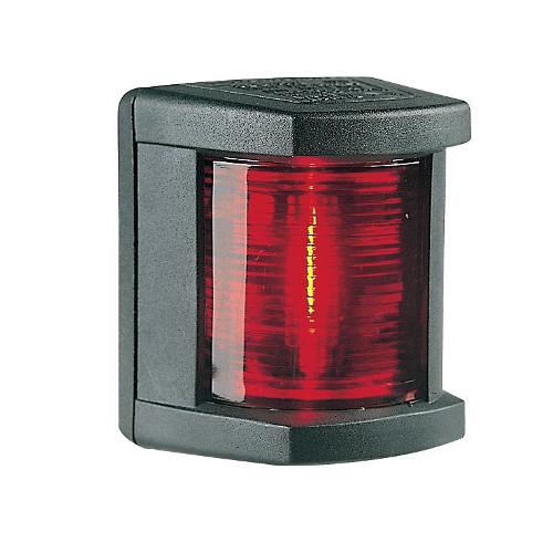 2LT 003 562-035 Lampa nawigacyjna serii 3562, LB czerwona (czarna obudowa)