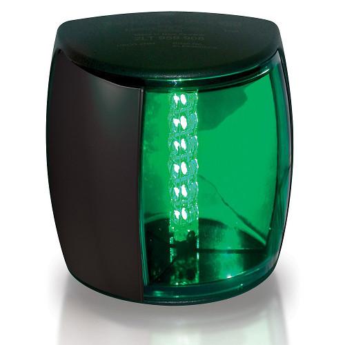 2LT 959 908-501 Lampa NaviLED PB zielona (czarna obudowa) 2MM BSH
