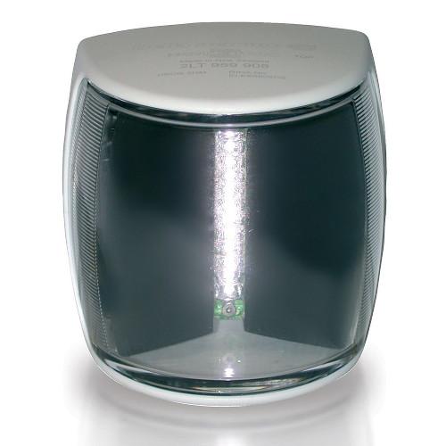 2LT 959 909-011 Lampa NaviLED rufowa 2MM COLREG, RINA (biała obudowa)