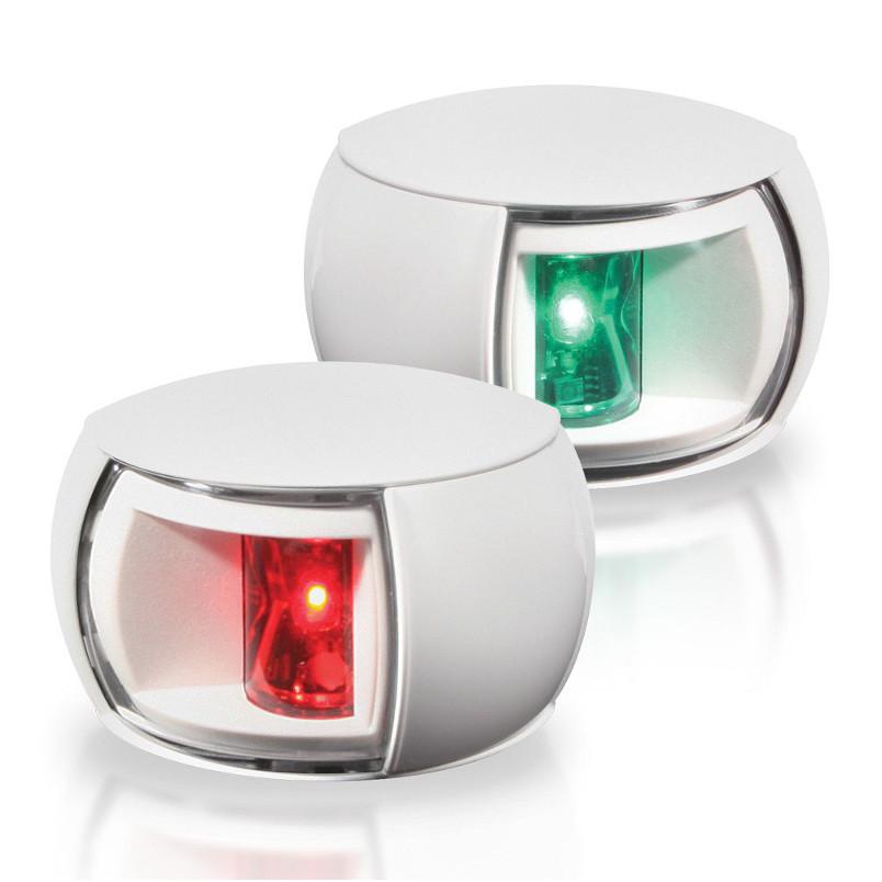 520-911 Lampy NaviLED (para) LB+PB (biała obudowa)