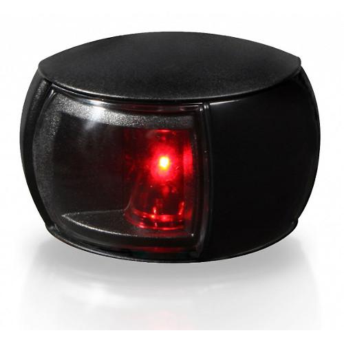 520-101 Lampa NaviLED LB czerwona (czarna obudowa)