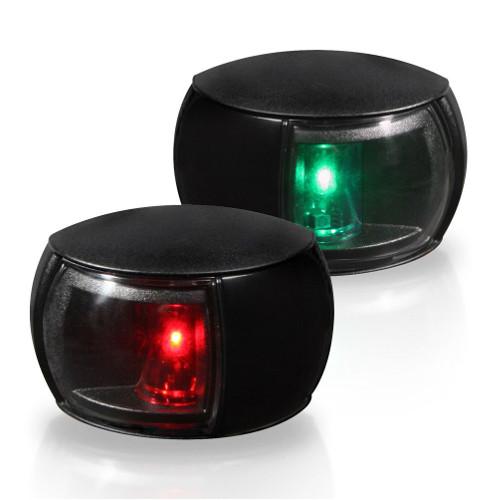 520-901 Lampy NaviLED (para) LB+PB (czarna obudowa)