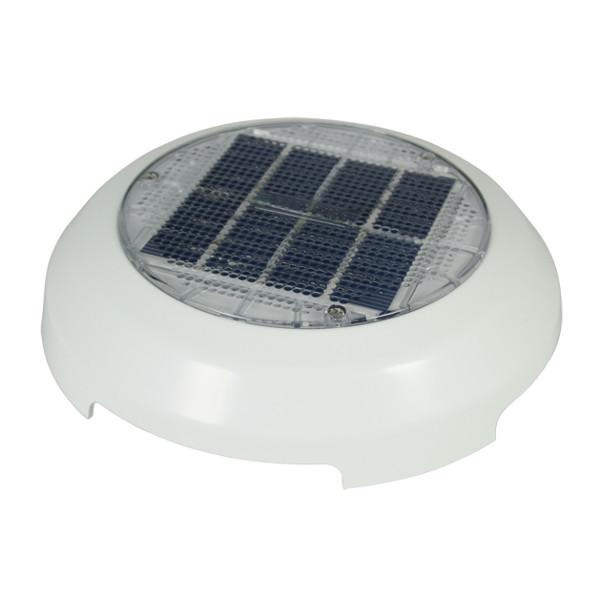 Wentylator Nicro z solarem