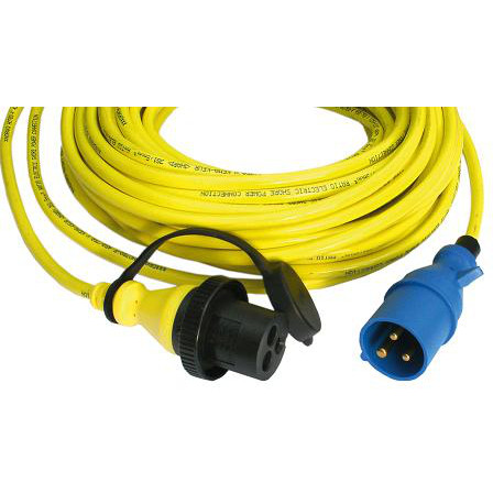 2821 Kabel zasilania z lądu MP16 3x2,5mm2 15mtr