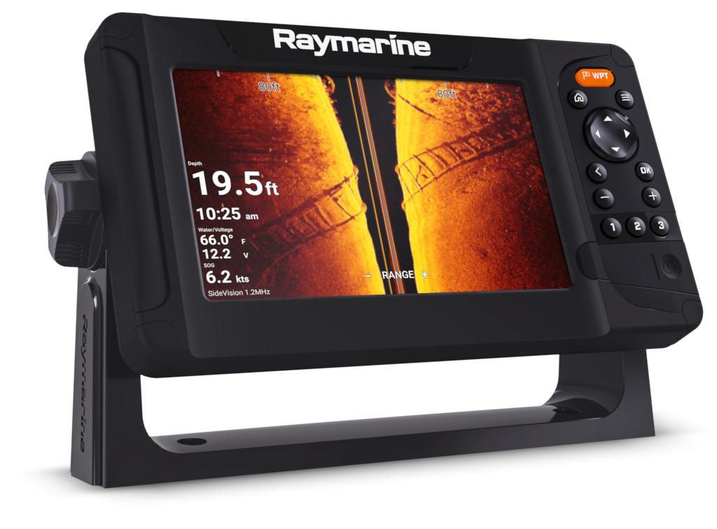"Element 7 HV Sonar z GPS, 7.0"", przetwornik HV-100, bez map"