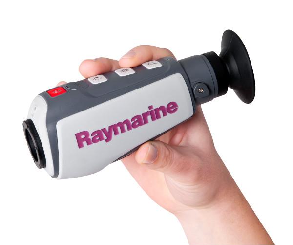 Kamery termowizyjne TH - zasięg